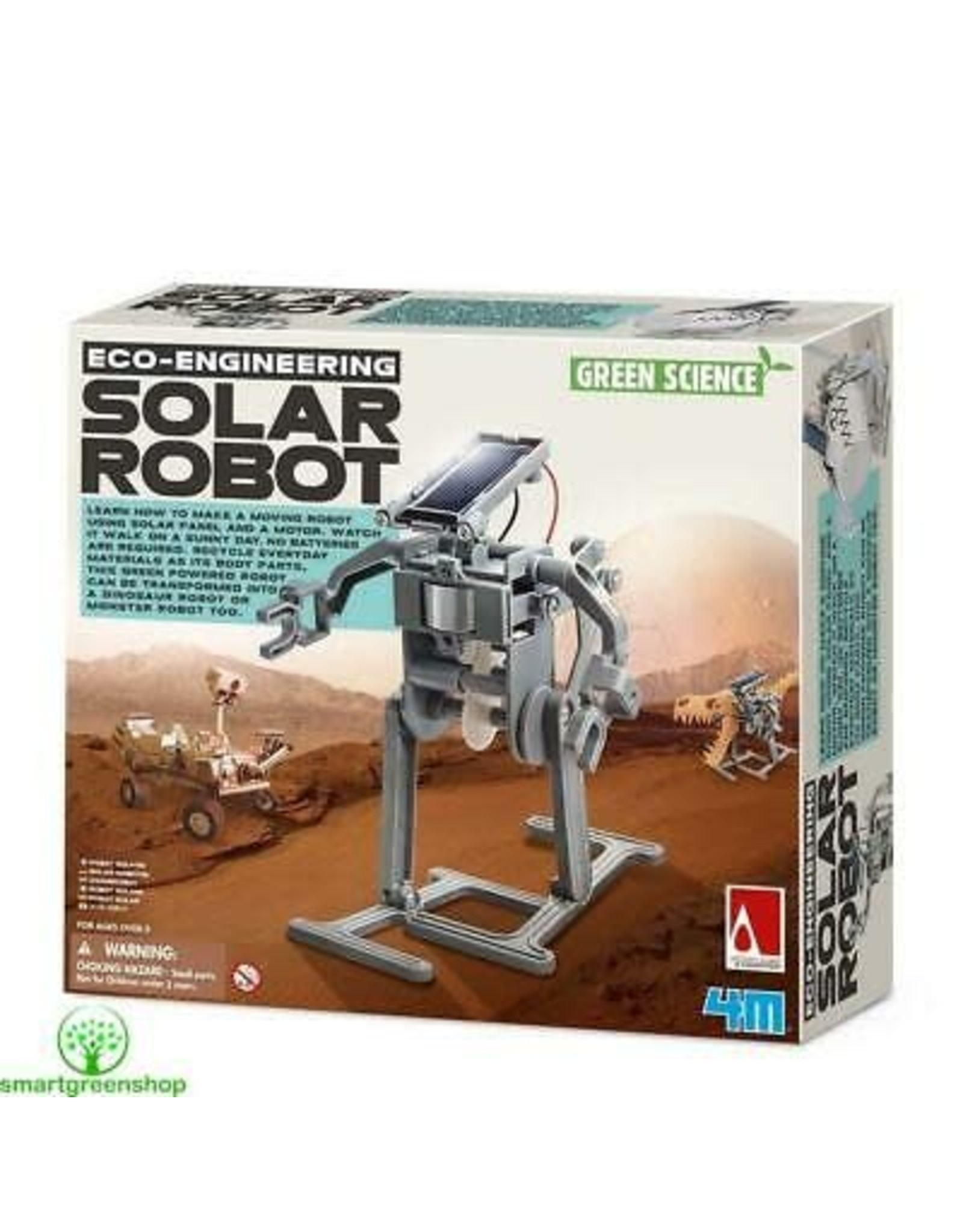 4M 4M Solar Robot