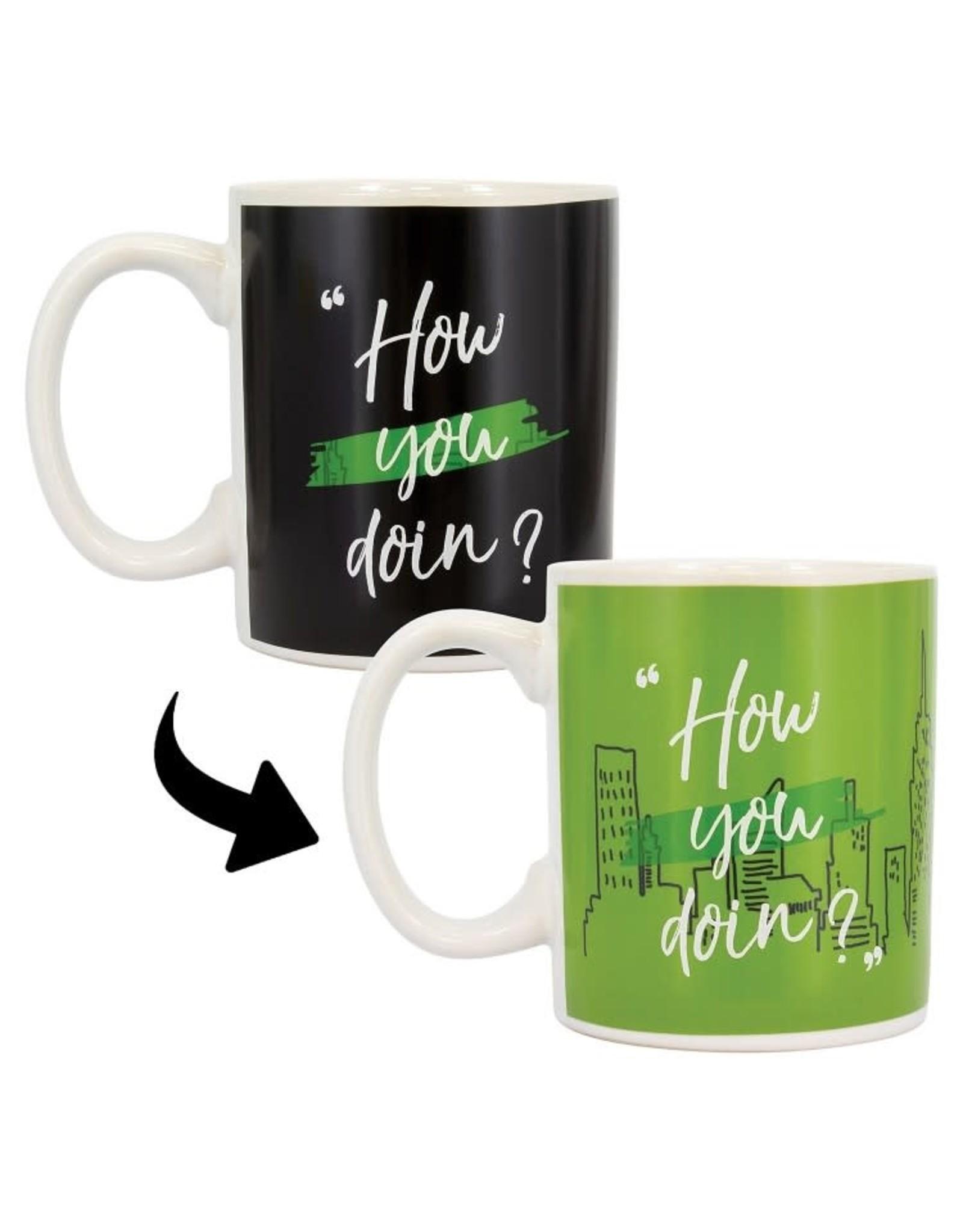 Paladone How You Doin Heat Change Mug