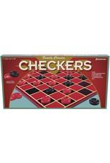 Checkers: Family Classics
