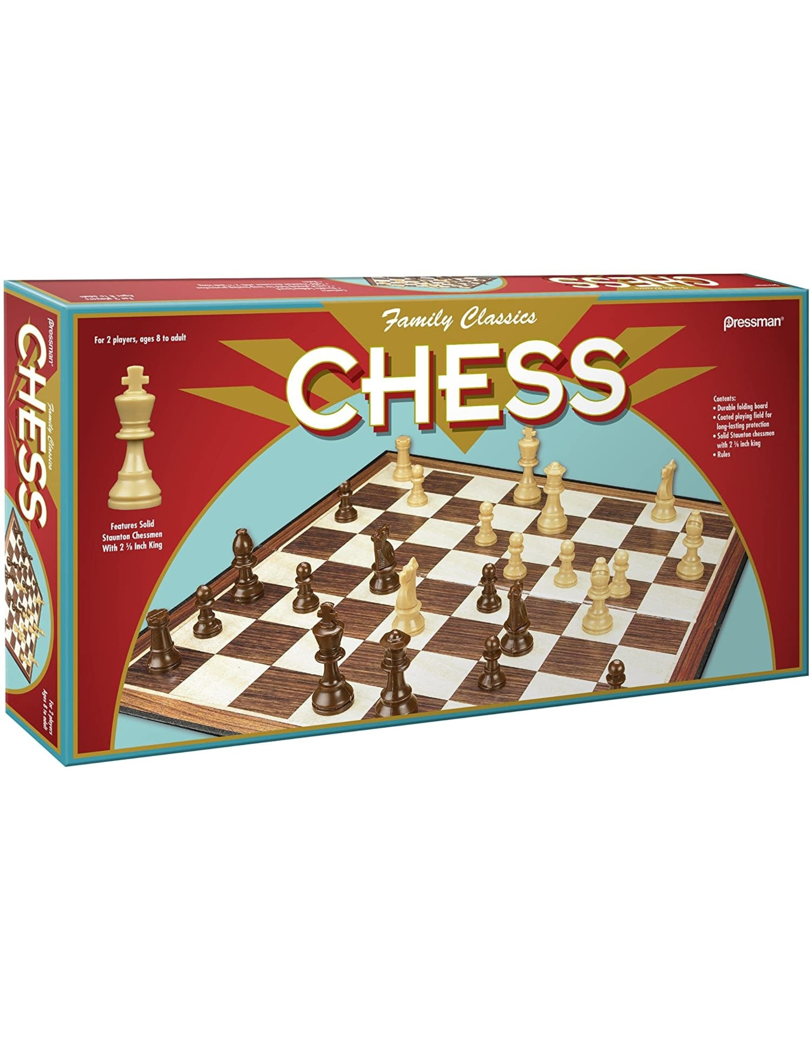 Chess: Family Classics