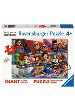 Ravensburger Filmstrip Friends 60 pc Floor Puzzle