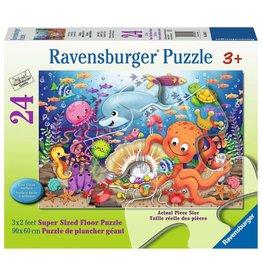Ravensburger Fishie's Fortune 24 pc Floor Puzzle