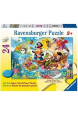 Ravensburger Land Ahoy 24pc Floor Puzzle