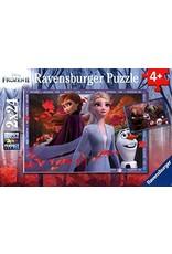 Ravensburger Frozen 2: Frosty Adventures 2x24 pc