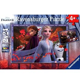 Ravensburger Frozen 2: Frosty Adventures 2x24 pc