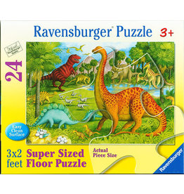Ravensburger Dinosaur Pals 24 pc Floor Puzzle