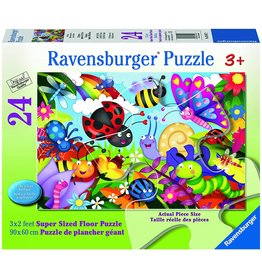 Ravensburger Cute Bugs 24 pc Floor Puzzle
