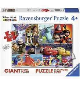 Ravensburger Pixar Friends 60 pc Floor Puzzle