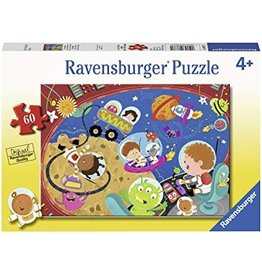 Ravensburger Recess in Space! 60 pc