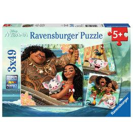 Ravensburger Moana: Born to Voyage 3x49 pc