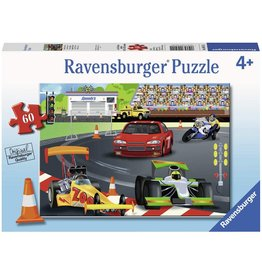 Ravensburger Day at the Races 60 pc
