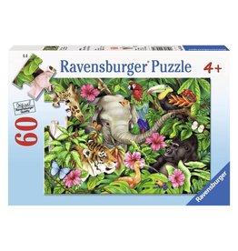 Ravensburger Tropical Friends 60 pc