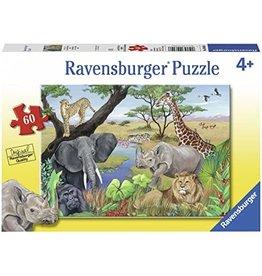 Ravensburger Safari Animals 60 pc