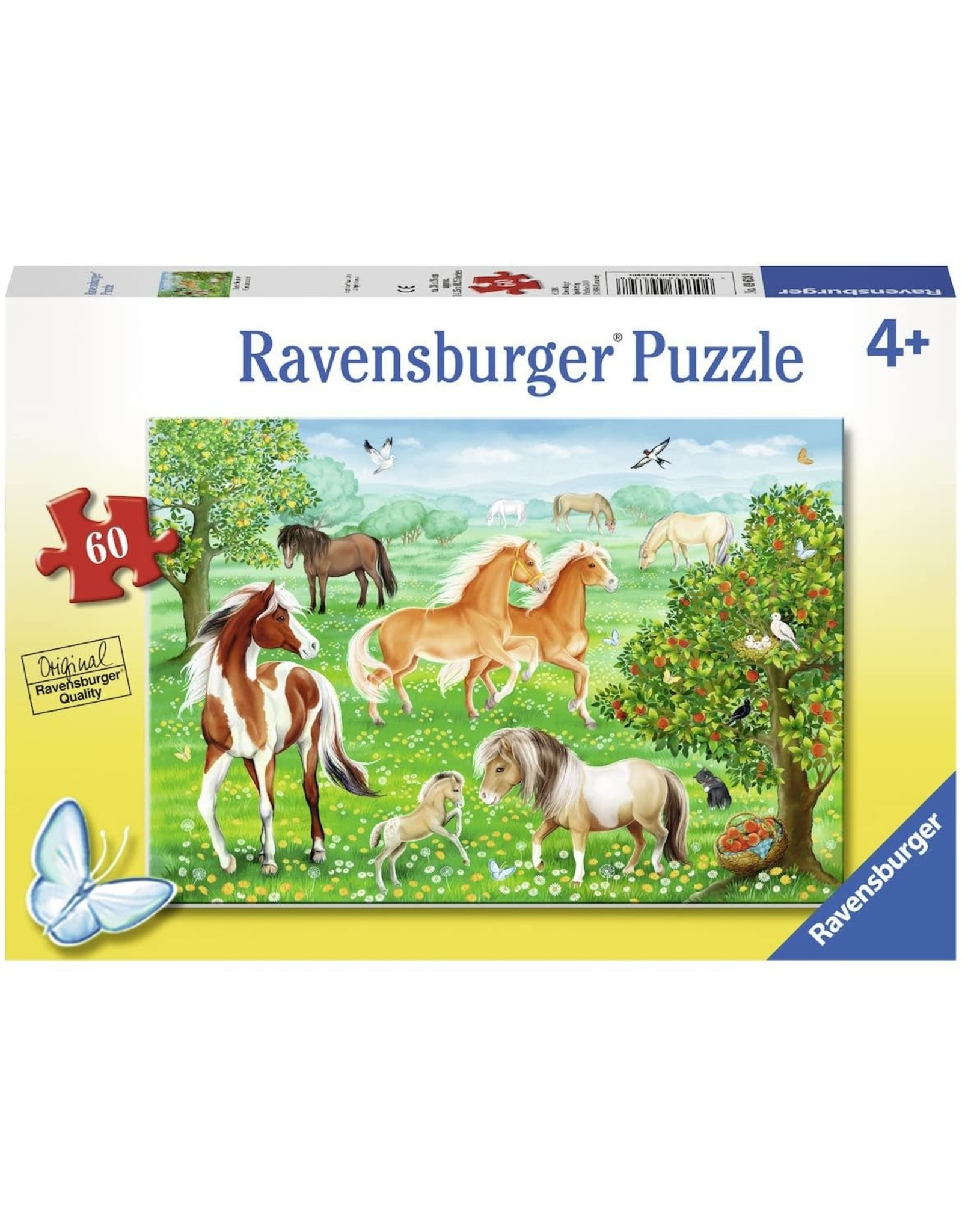 Ravensburger Mustang Meadow 60 pc