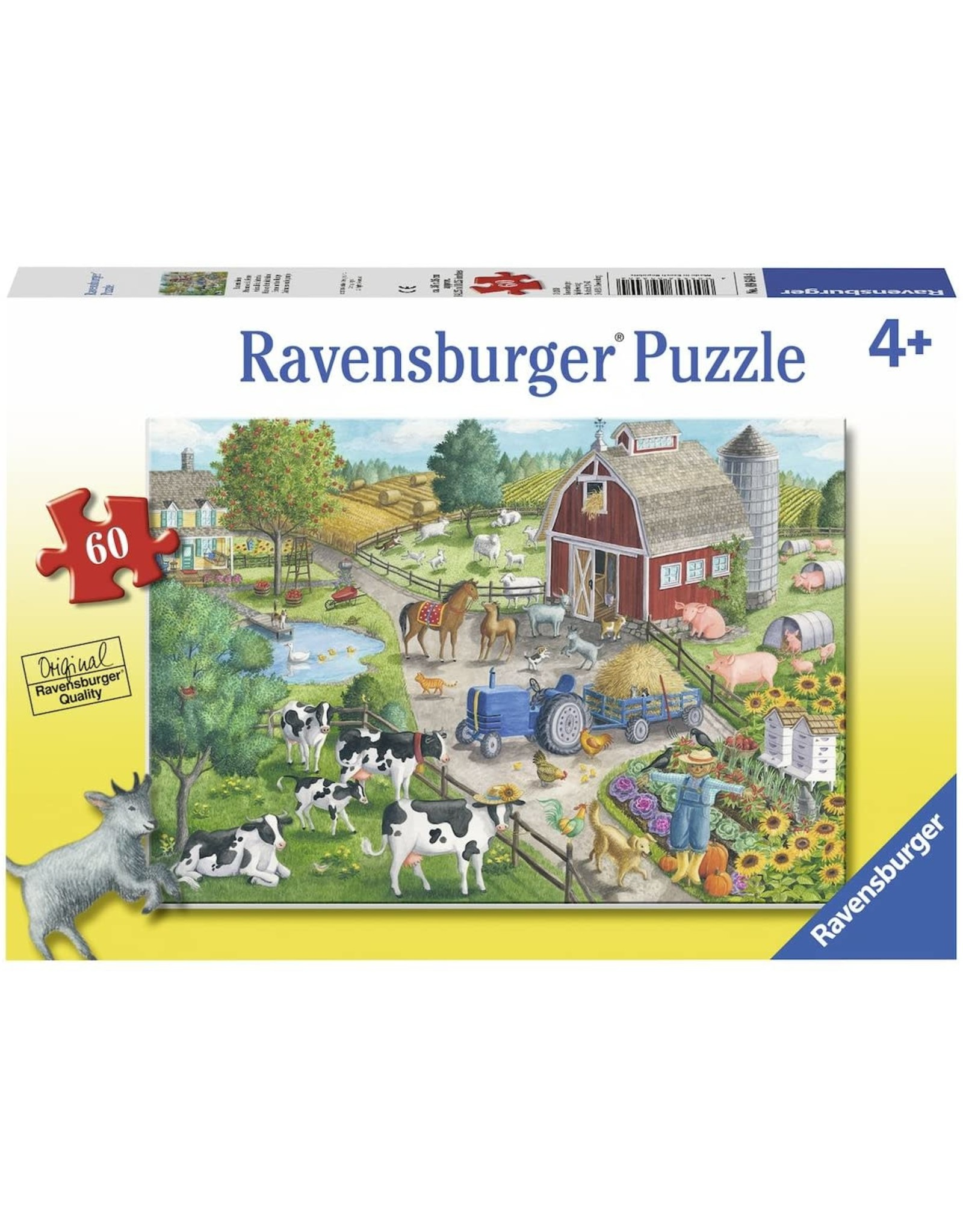 Ravensburger Home on the Range 60 pc