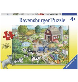 Ravensburger Home on the Range 60 pc