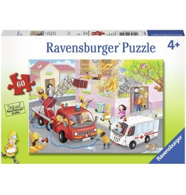 Ravensburger Firefighter Rescue! 60 pc