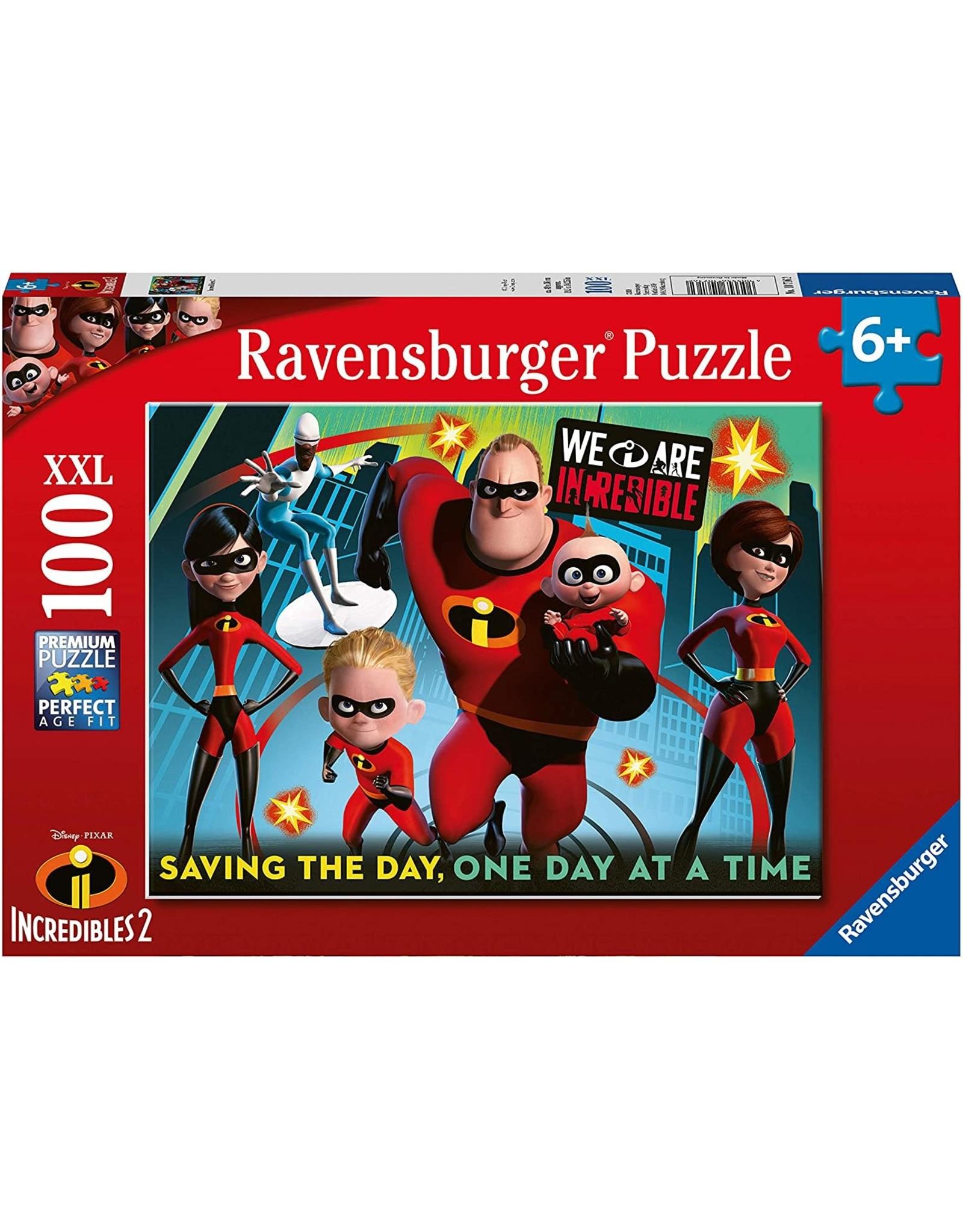 Ravensburger Incredibles 2 100 pc