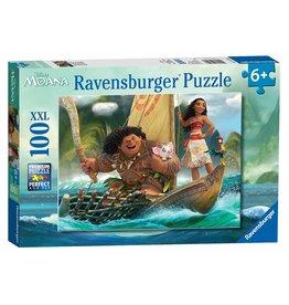 Ravensburger Moana and Maui 100 pc