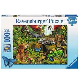 Ravensburger Wild Jungle 100 pc