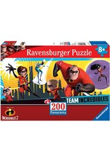 Ravensburger D-Pixar Incredibles 2 Panorama 200 pc