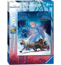 Ravensburger Frozen 2: The Mysterious Forest 200 pc