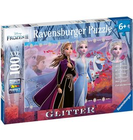 Ravensburger Frozen 2: Strong Sisters 100 pc