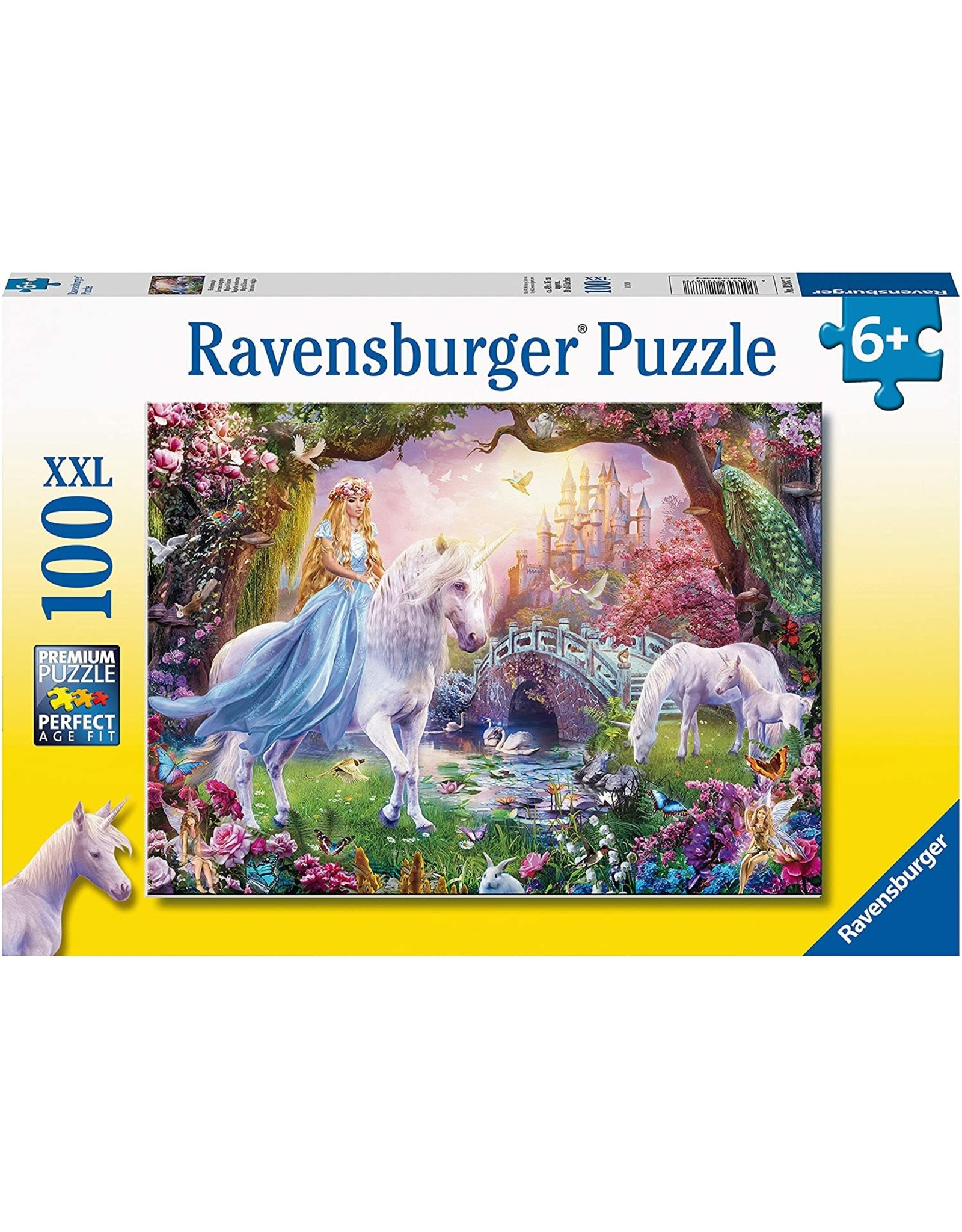 Ravensburger Magical Unicorn 100pc