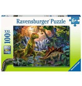 Ravensburger Dinosaur Oasis 100pc