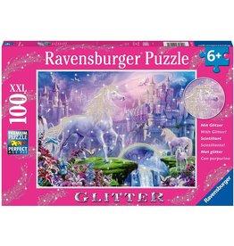 Ravensburger Unicorn Kingdom 100 pc