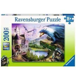 Ravensburger Mountains of Mayhem 200 pc