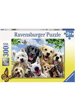 Ravensburger Delighted Dogs 300 pc
