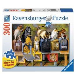 Ravensburger Cat's Got Mail 300 pc
