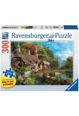 Ravensburger Cottage on a Lake 300 pc