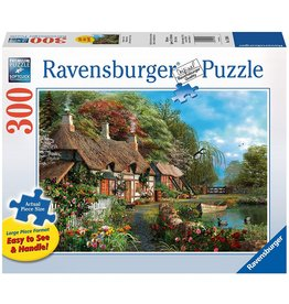 Ravensburger Cottage on a Lake 300 pc