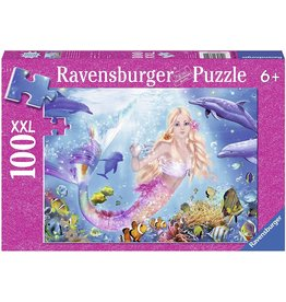 Ravensburger Mermaid & Dolphins 100 pc