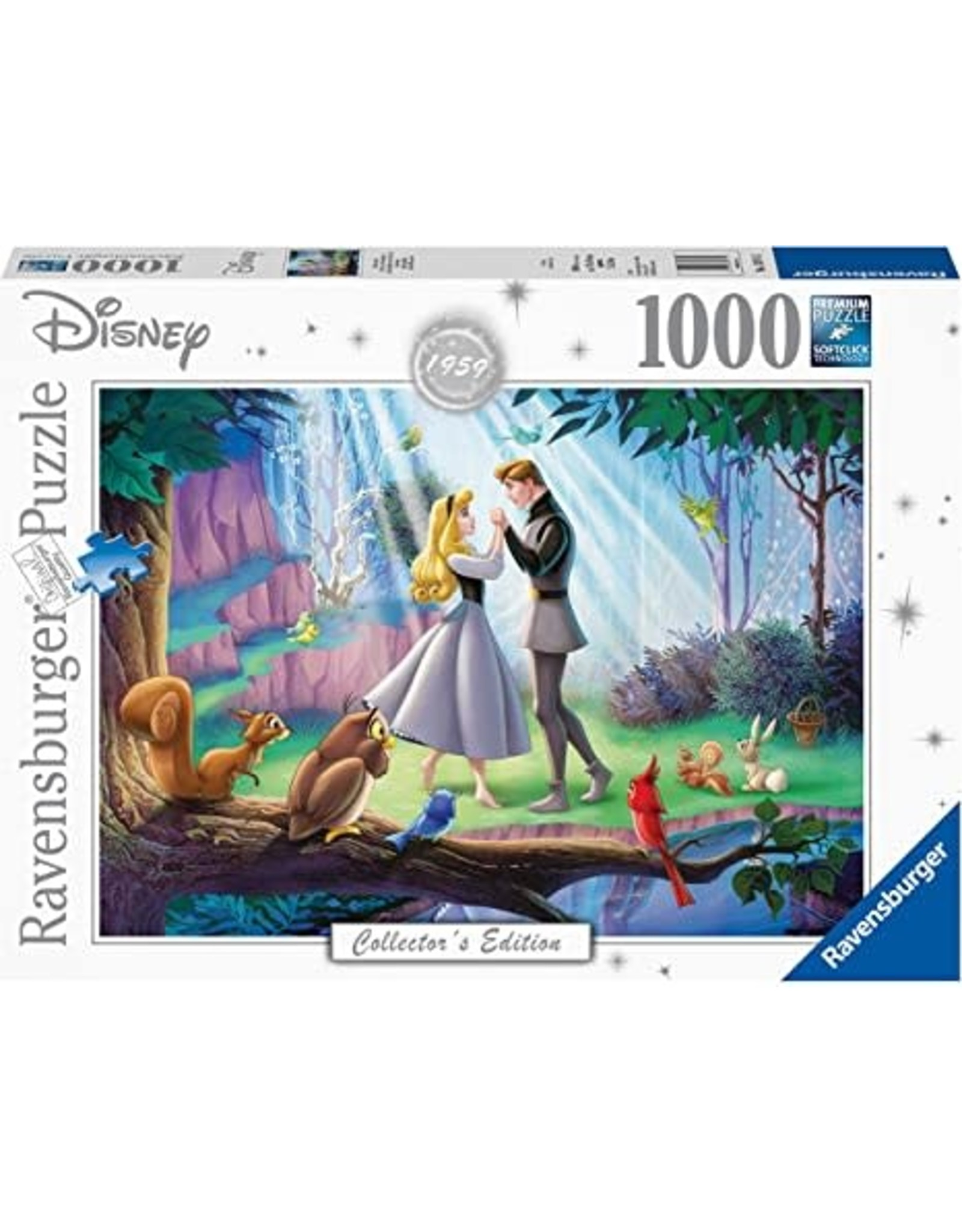 Ravensburger Sleeping Beauty 1000 pc