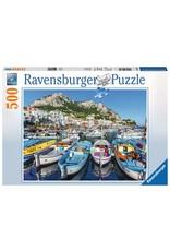 Ravensburger Colorful Marina 500 pc