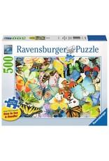 Ravensburger Butterflies 500 pc