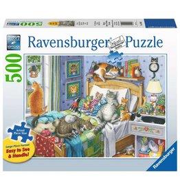 Ravensburger Cat Nap 500 pc