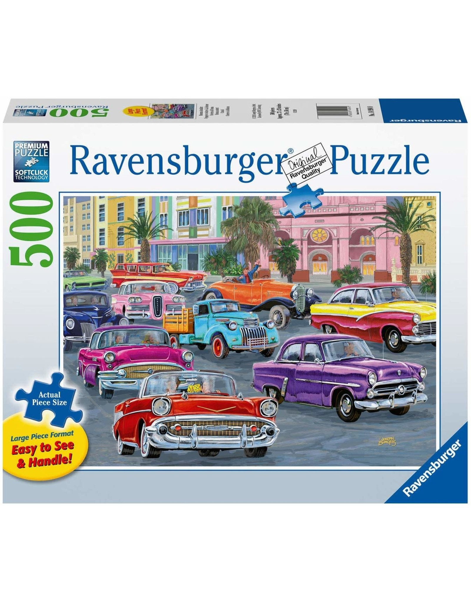 Ravensburger Cruisin' 500 pc