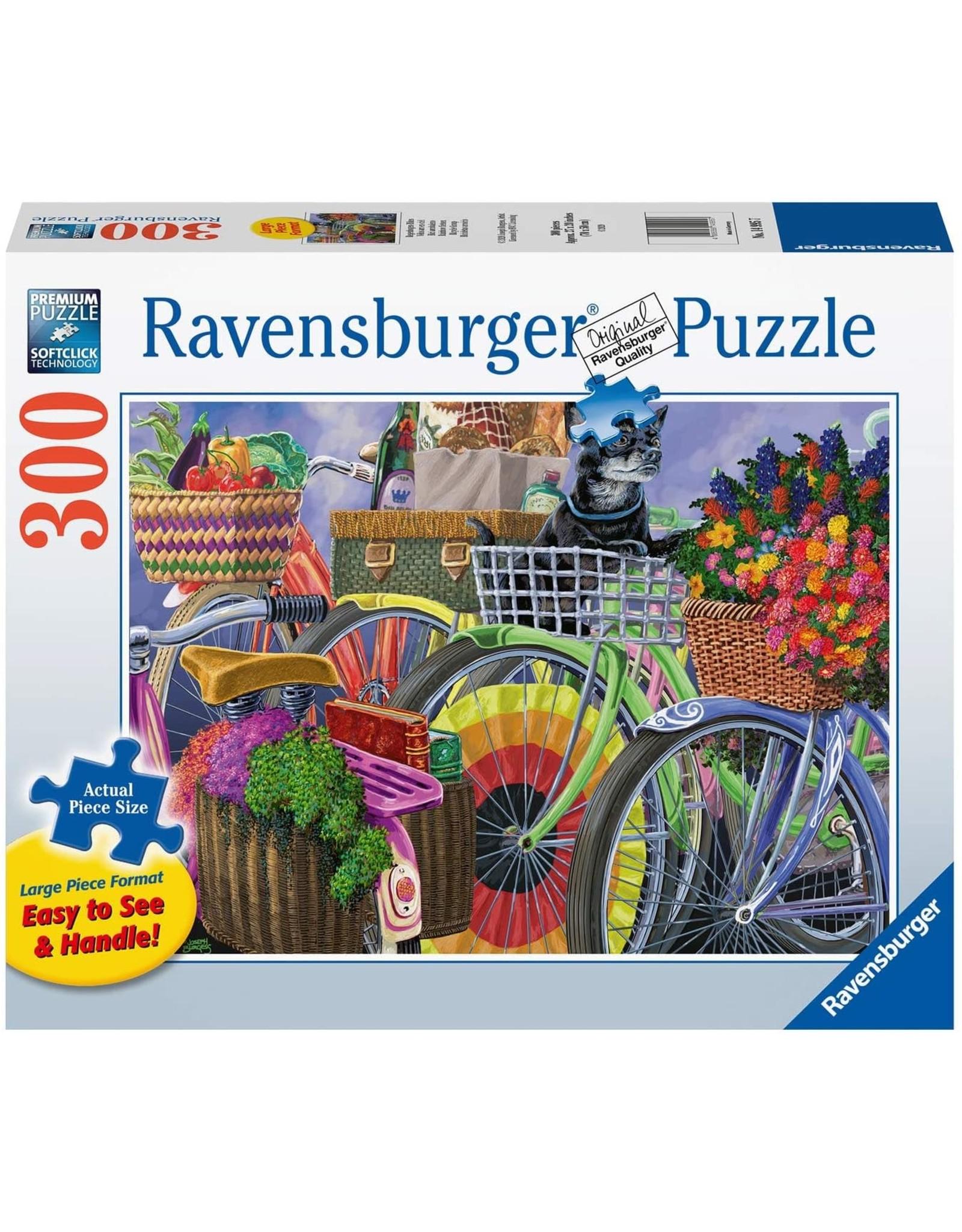 Ravensburger Bicycle Group 300 pc