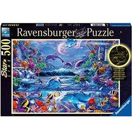Ravensburger Moonlit Magic 500 pc