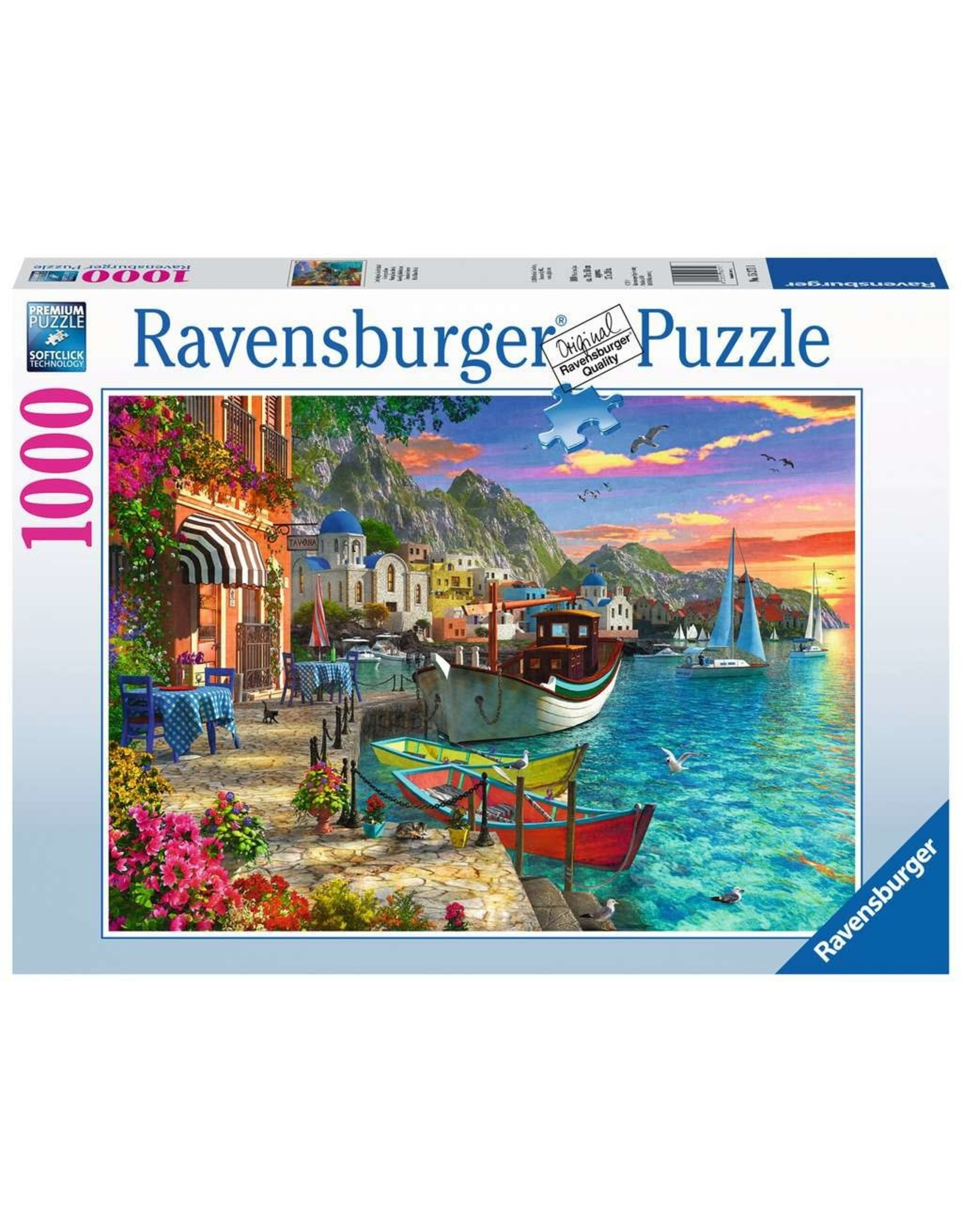 Ravensburger Grandiose Greece 1000 pc