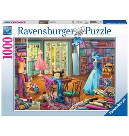 Ravensburger Seamstress Shop 1000 pc