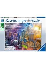 Ravensburger Seasons of New York 1500 pc