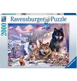 Ravensburger Wolves in the Snow 2000 pc
