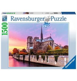 Ravensburger Picturesque Notre Dame 1500 pc