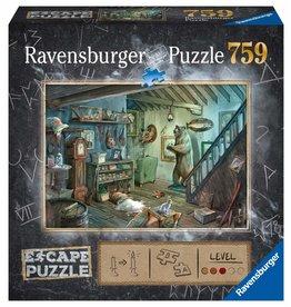 Ravensburger ESCAPE The Forbidden Basement 759pc