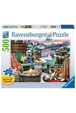 Ravensburger Apres All Day 500 pc